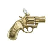 Bronze Pistol