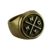 NYHC Ring Bronze 1