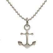 Silver Anchor 1