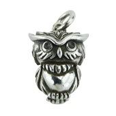 Silver Wood Owl 1