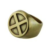 X Ring Bronze 1