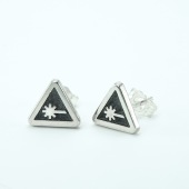 Nerdist solid earrings t